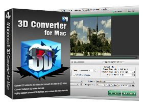 3D Converter for Mac purchase