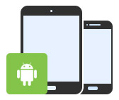 Restore from various Android devices