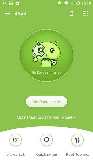 Root Android with iRoot APK