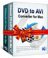 DVD to AVI Converter Suite for Mac box-s