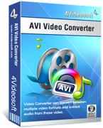 Convert M2TS to AVI, M2TS to AVI Converter