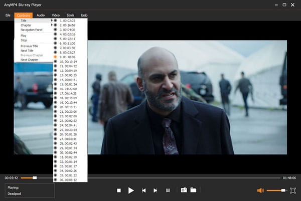 Créer un dossier Blu-ray