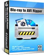 Blu-ray to AVI Ripper