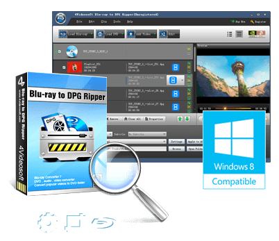 Best Blu-ray to DPG Converter