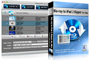 Blu-ray to iPad 2 Ripper for Mac purchase