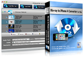 Blu-ray to iPhone 4 Converter for Mac purchase