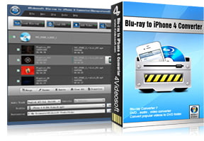 Blu-ray to iPhone 4S Converter purchase