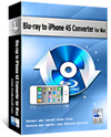 Blu-ray to iPhone 4S Converter for Mac box-s