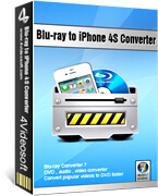Blu-ray to iPhone 4S Converter