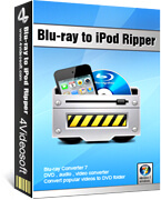 convert Blu-ray to iPod