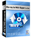 Blu-ray to MKV Ripper for Mac box-s