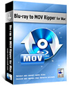 Blu-ray to MOV Ripper for Mac box-s