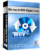 Blu-ray to MOV Ripper for Mac