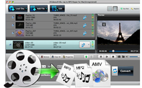 Mac Video to MP3 Conversion