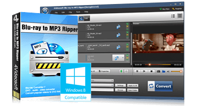 Blu-ray to MP3 Converter