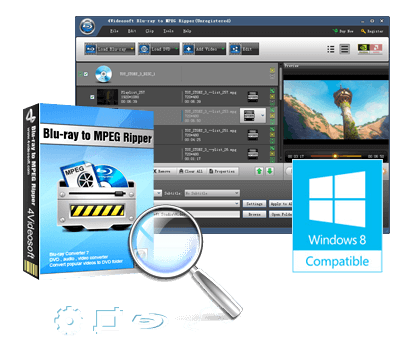 Best Blu-ray to MPEG Converter