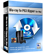 Blu-ray to PS3 Ripper for Mac
