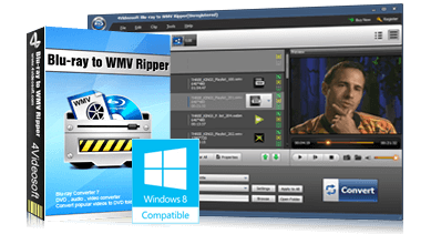 Blu-ray to WMV Converter