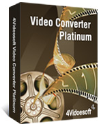 4Videosoft Video Converter Platinum boxshot