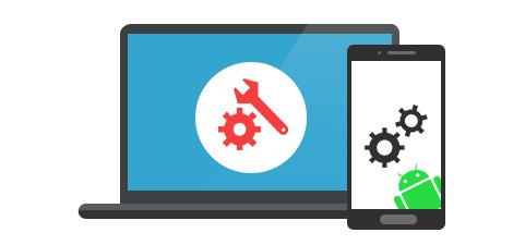 Recuperar y reparar el sistema de dispositivo Android