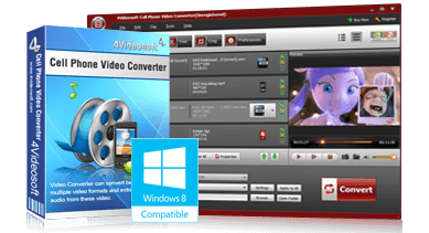 Mobile Phone Video Converter