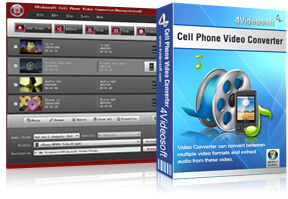 Cell Phone Video Converter purchase
