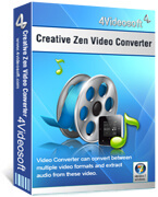 Creative Zen Video Converter