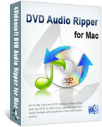 DVD Audio Ripper for Mac