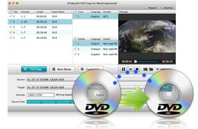 在Mac上的DVD複製
