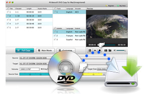 Backup DVD to Mac