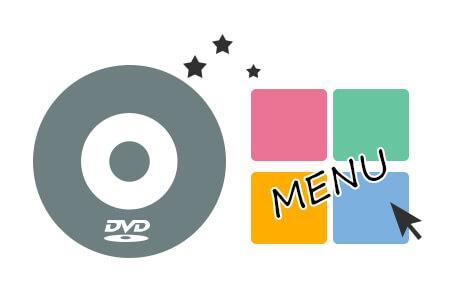 創建特殊DVD菜單