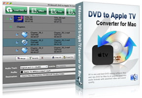 DVD to Apple TV Converter for Mac purchase
