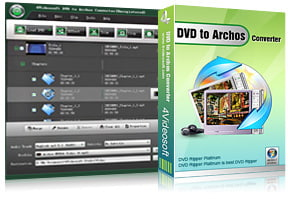 DVD to Archos Converter purchase