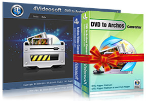 DVD to Archos Suite purchase