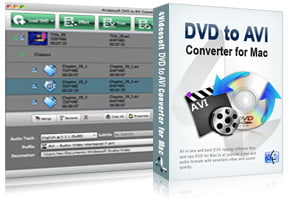 DVD to AVI Converter for Mac purchase