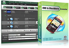 DVD to BlackBerry Converter purchase