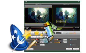 Intelligent video editing functions