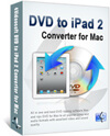 DVD to iPad 2 Converter for Mac box-s