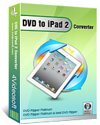 DVD to iPad 2 Converter