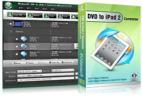 DVD to iPad 2 Converter purchase