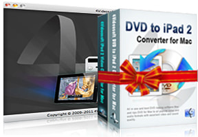 DVD to iPad 2 Suite for Mac purchase