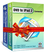 DVD to iPad 2 Suite