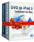 DVD to iPad 3 Suite for Mac