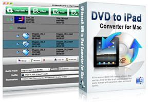 DVD to iPad Converter for Mac purchase