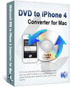 DVD to iPhone 4 Converter for Mac box-s