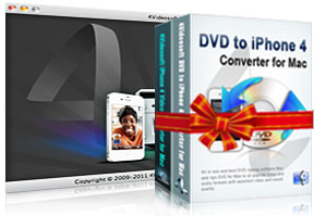 DVD to iPhone 4 Suite for Mac purchase