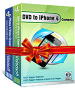 DVD to iPhone 4 Suite