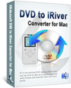 DVD to iRiver Converter for Mac box-s