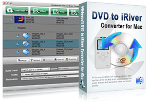 DVD to iRiver Converter for Mac purchase