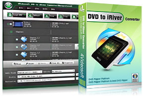 DVD to iRiver Converter purchase